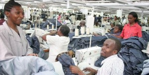 The Americans want African garment exporters to adopt best labour practices if they want to sell in the US