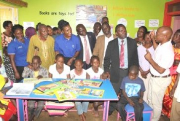 Stanbic Bank joins Smart Toto in literacy drive
