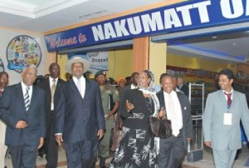 Nakumatt exit fails to dampen Kampala's mall traffic