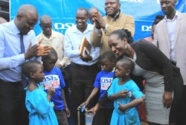 DStv Uganda does good works for primary schools