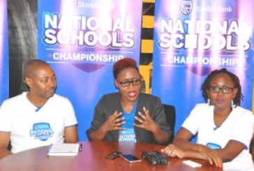 Stanbic schools championships heads to boot camp