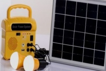 Chinese firm markets solar kits based on fintech