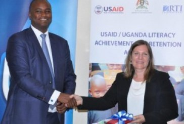 Stanbic Bank joins USAID for literacy push
