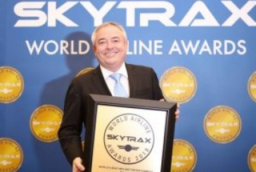 Emirates wins prestigious entertainment award for 14th time