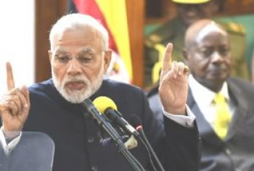 Modi reminds Africa India can help