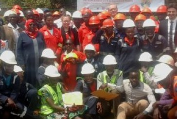 200 get international certificates to service oil sector