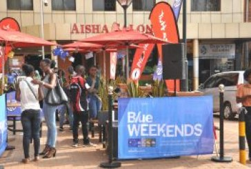 Upcoming Stanbic Blue Weekend offers double bonus