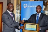 Stanbic Bank recognized for being top tax payer