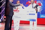 Akuna Muchezo overcomes all to win dfcu Bank Battle for Cash