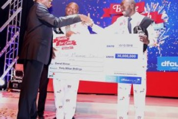 Akuna Muchezo overcomes all to win dfcu Bank Battle for Cash