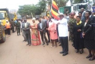 Work on new Kampala flyovers begins next January